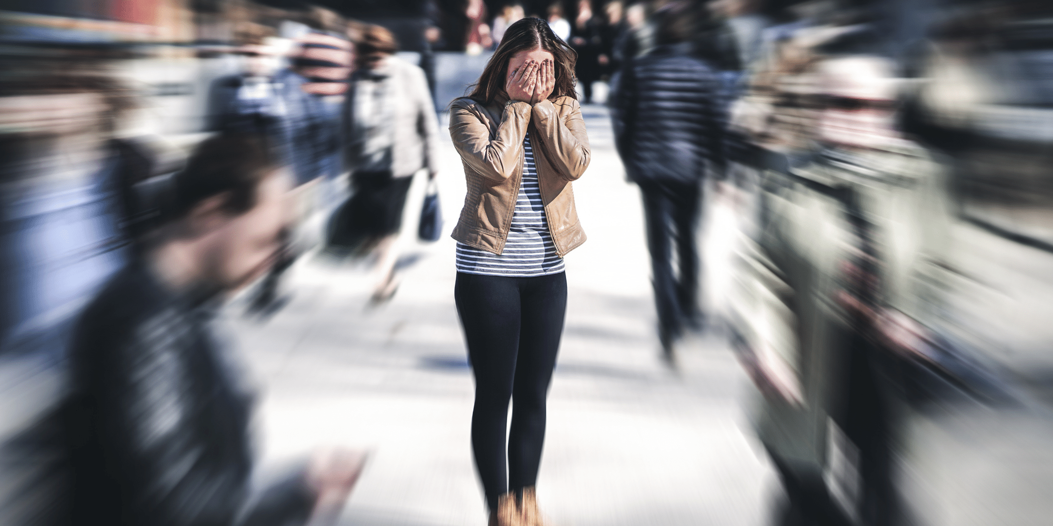 Let's talk about… Social Anxiety